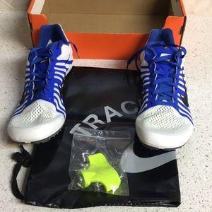 Nike Zoom D Running Shoes Women 9 / Men's 10.5